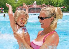 Splish Splash Water Park - Kind of on the pricey side, but well worth it for the greatest day of family fun!! A fantastic choice for summer's last hoorah!!!