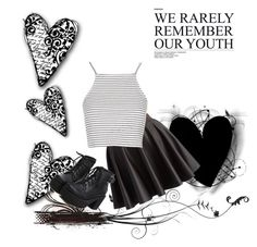 lauren jauregui slay et toi non. by cutexxluna on Polyvore featuring polyvore, fashion, style, Topshop, Chicwish and clothing