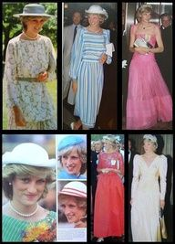 Diana's 80s fashion, such a beautiful woman. she paved the way for fashion for so many of us!!
