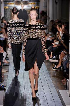 Valentino Fall 2012 Couture by Maria Grazia Chiuri and Pier Paolo Piccioli