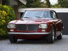 Maserati 5000 GT Coupe