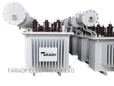 Farady offers a complete range of distribution transformers designed to grant the reliability, durability, and efficiency required in utility, industrial, and  commercial applications. Farady's liquidfilled transformers are manufactured in accordance with the most demanding industry and international standards. Compliance with important standards, from IEC to VDE, is a matter of course, just as much as the exclusive use