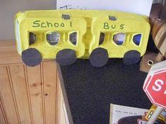 School bus craft idea!