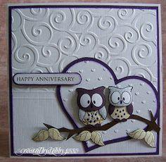 A Scrapjourney: Owl Anniversary
