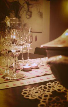 Mesa de apaixonados