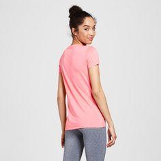 Women's Tech T-Shirt - C9 Champion - Neon Flare Heather Xxl
