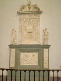 Desiderio da Settignano - Pala del Sacramento - 1460 circa - Basilica di San Lorenzo, Firenze
