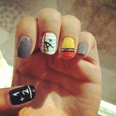 45 Back To School Nail Designs