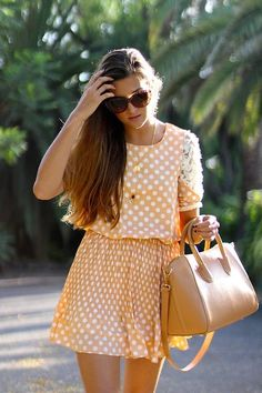 Nude Dots  by Marilyn's Closet