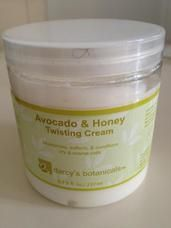 Avocado And Honey Twisting Cream #NenoNatural