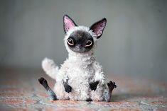 siamese kitty-fox by da-bu-di-bu-da.deviantart.com