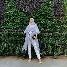 Kebaya Modern Hijab, Model Kebaya Modern, Kebaya Hijab, Kebaya Dress, Kebaya Muslim, Modern Hijab Fashion, Muslim Women Fashion, Batik Fashion, Dress Pesta
