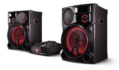 Compare LG Electronics Hi-Fi Entertainment System - 2016 Model prices online and save money. Find the lowest price on your favorite LG Electronics Hi-Fi Entertainment System - 2016 Model now. Audio Music, Hifi Audio, Wireless Home Theater Speakers, Black Tv Stand, Hi Fi System, Dvd Vcr, Lg Electronics, Cow Skin, Music System
