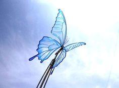 蝶簪|おじさんは、ようせつ細工師