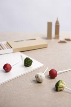 Candy Vegetables by Mr. Simon. Food Design. Diseño: Papila
