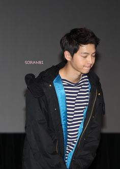 One of my most favourite fancams of Song Joong Ki 송중기 ☺