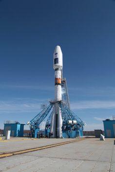 Soyuz 2.1a in Vostochnyi_РОСКОСМОС (@roscosmos) | Twitter