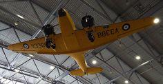 Airspeed Oxford WW2 Imperial War Museum Duxford
