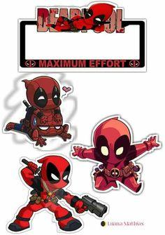 Kai Lan, Printable Stickers, Planner Stickers, Free Printable, Spiderman Chibi, Big Hero 6, Deadpool Movie, Blogger Templates, Aesthetic Stickers