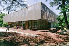 Laboratory of Architecture #3, Nakanimamasakhlisi · Mediathek