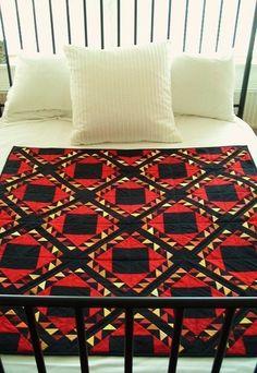 antique quilt from Massachusetts