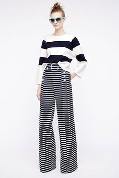 2025bf59c438d5 11 Styling Tips We Learned From J.Crew s Show  refinery29 http