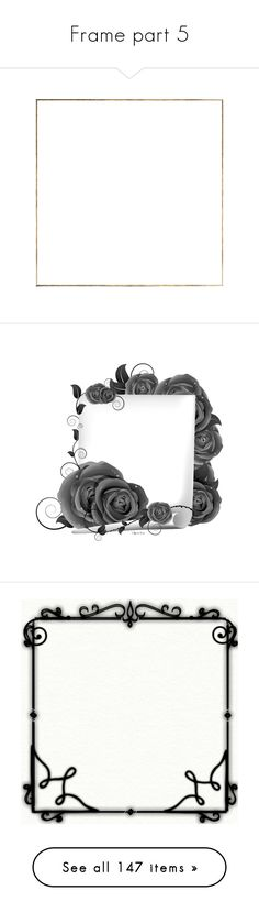 """Frame part 5"" by jaja8x8 ❤ liked on Polyvore featuring frames, backgrounds, borders, paper, effects, filler, detail, picture frame, saying and round"