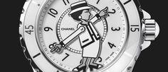 Cet été, Mademoiselle Chanel en personne vous donne l'heure !