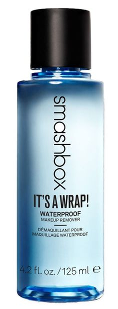 It's A Wrap! Waterproof Makeup Remover