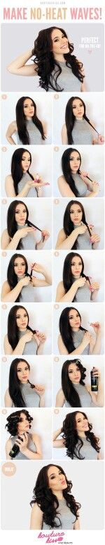 Easy way to do your hair.