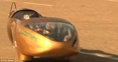 What do you think of this eco-car that manages 584 miles to the gallon?