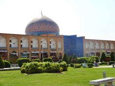 Sheikh Lotfolah Mosque, Isfahan Iran
