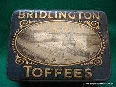 Bridlington toffees.