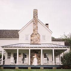 Blackberry Farm farm house | Clark Brewer #wedding