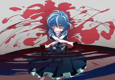 Black Bullet, I Love Anime, Me Me Me Anime, Tokyo Ravens, Creepy Drawings, Deadman Wonderland, Gekkan Shoujo, Blue Exorcist, Cursed Child