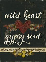 blame it on my wild heart....