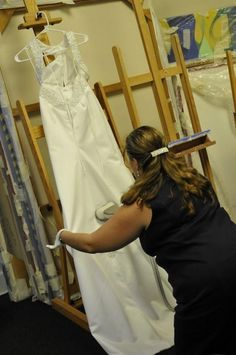 A REAL wedding planner will always be ready to assist the bride.