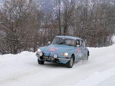 Rallye historique de Monte Carlo à Turriers