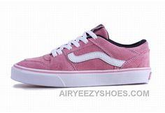 225732faf9 Vans TNT Low Top Pink White Womens Shoes For Sale TK8cBKj