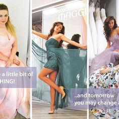 Příspěvek našeho obdivu k žene 💜 Post of our admiration to a woman. Vaše MAGGIE  #woman #eveningdress #svatba_maggie #beautifulgirl #spolecenskesaty #vyprodej #salonmaggie  http://www.1-svatebni-saty.cz/spolecenske-saty/