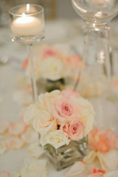 I just die for this bride's shoes. But her sparkly Badgley Mischka's aren't the only pretty things about this Coral Gables wedding. From the bouquets to the reception decor, everything is just perfectly pretty and Lara Rios captured these beautiful moments so preciously. See for yourself! Special Feature: Lara Rios specializes in timeless, romantic and […]