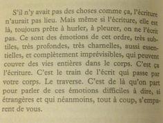 """Marguerite Duras """" Ecrire """""""