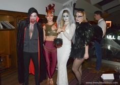 Photo#206568 - Halloween Party 2016 - LIBRARY , London at LIBRARY