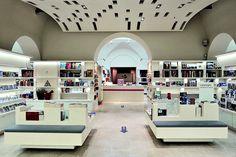Bookàbar Bookshop in Rome, Italy