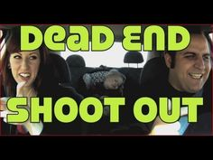 Its a video about dead end roads, impromtu songs, gang members and guns.  yeah.. pretty intense.