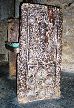 The Mermaid of Zennor: original chair