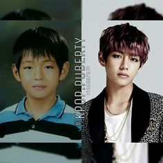 taehyung before puberty - Google Search