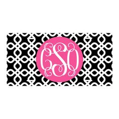 """Personalized Monogrammed License Plate Tag - Choose your options!!  Measures 5.75"""" x 11.75"""" Aluminum Material Slotted for Easy Mounting Tag"""