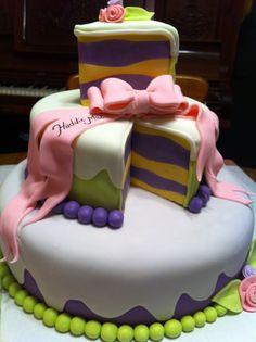 1st birthday cake.  :-)