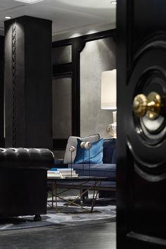 21 Exceptional Room Decor For Men Vintage - Room Dekor 2021 Interior Modern, Interior Exterior, Interior Architecture, Kitchen Interior, Design Hotel, Home Design, Design Ideas, Dark Interiors, Hotel Interiors